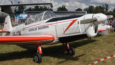 SP-CDN - Zlin 526F - Aero Club - Radomski