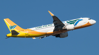 RP-C3279 - Airbus A320-214 - Cebu Pacific Air