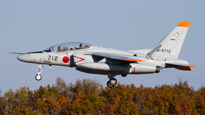 46-5712 - Kawasaki T-4 - Japan - Air Self Defence Force (JASDF)