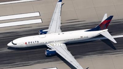 N3747D - Boeing 737-832 - Delta Air Lines