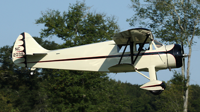 NC2329 - Waco EGC-8 - Private