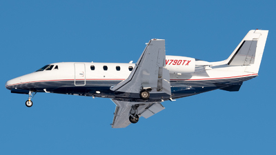 N790TX - Cessna 560XL Citation Excel - Private