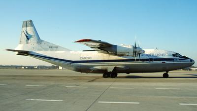 RA-11115 - Antonov An-12BK - Aerofreight Airlines