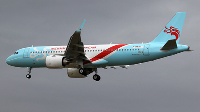 A picture of FWWIN - Airbus A320 - Airbus - © Alberto Cucini