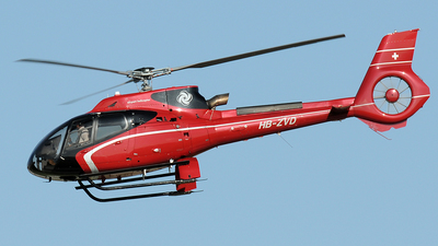 HB-ZVD - Airbus Helicopters H130 T2 - Private