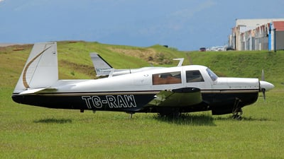 TG-RAW - Mooney M20F - Private