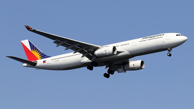 RP-C8782 - Airbus A330-343 - Philippine Airlines