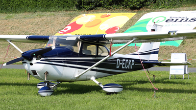 D-ECKP - Reims-Cessna F172K Skyhawk - Private