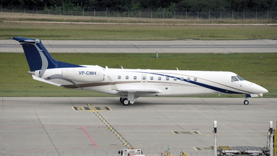 VP-CMH - Embraer ERJ-135BJ Legacy 650 - Private