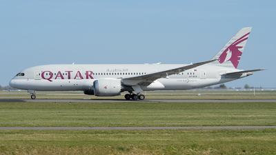 A7-BCK - Boeing 787-8 Dreamliner - Qatar Airways