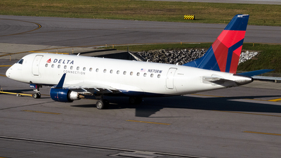 A picture of N870RW - Embraer E170SU - Delta Air Lines - © mariaLXY