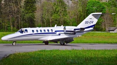 OO-CIV - Cessna 525A CitationJet 2 - Abelag Aviation