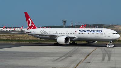 A picture of TCJJZ - Boeing 7773F2(ER) - Turkish Airlines - © Furkan Borakazi