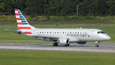 N416YX - Embraer 170-200LR - American Eagle (Republic Airways)