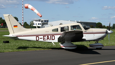 D-EAID - Piper PA-28-181 Archer II - Private