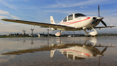 N595TV - Cirrus SR22 - Private