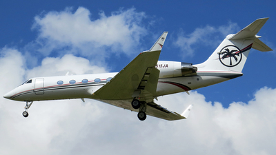 N515JA - Gulfstream G-IV - Private