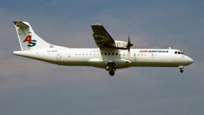 YU-ALO - ATR 72-202 - Air Srpska