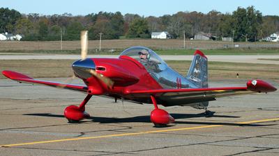 N23LM - Mustang Aeronautics Bushby Mustang MII - Private