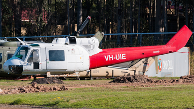 VH-UIE - Bell UH-1E Iroquois - Pay's Air Service
