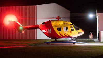 VH-EMS - MBB-Kawasaki BK117B-2 - Rotor Lift Helicopters