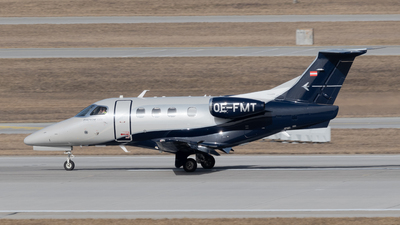A picture of OEFMT - Embraer Phenom 100 - [50000348] - © Thomas Ernst