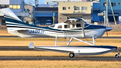 JA007P - Cessna T206H Turbo Stationair - Private