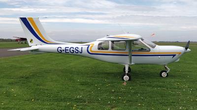 G-EGSJ - Jabiru J400 - Private