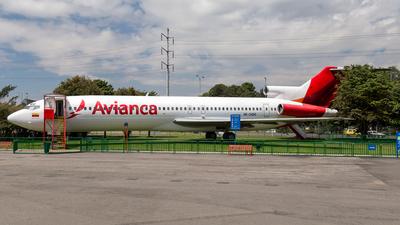 HK-3480 - Boeing 727-2H3(Adv) - Avianca