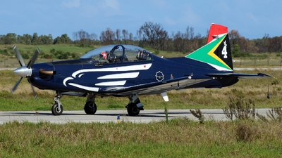 2024 - Pilatus PC-7 Mk.II - South Africa - Air Force