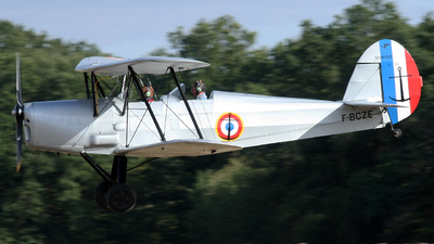 F-BCZE - Stampe and Vertongen SV-4C - Private