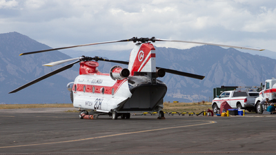 N472CH - Boeing CH-47D Chinook - Columbia Helicopters
