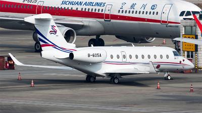 B-605A - Gulfstream G280 - Private