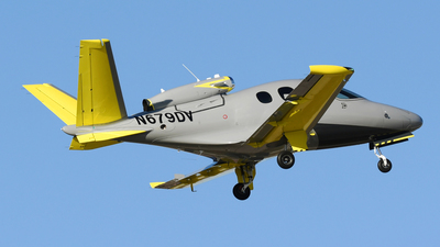 A picture of N679DV - Cirrus SF50 Vision - [0050] - © DJ Reed - OPShots Photo Team