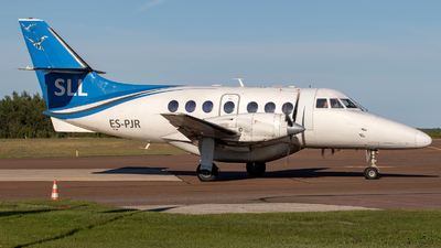 ES-PJR - British Aerospace Jetstream 32EP - Transaviabaltika