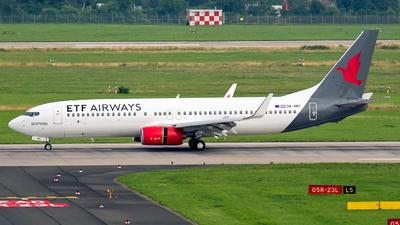9A-ABC - Boeing 737-8K5 - ETF Airways