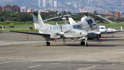EJC1125 - Beechcraft B300 King Air 350i - Colombia - Army