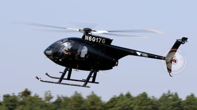 N6017G - MD Helicopters MD-530F - Slovak Training Academy