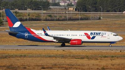 UR-AZG - Boeing 737-86J - Azur Air Ukraine