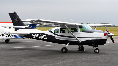 N906RS - Cessna 210E Centurion - Private