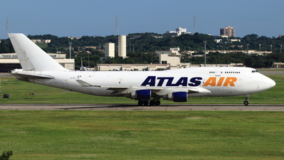 A picture of N471MC - Boeing 747412(BCF) - Atlas Air - © NRT Spotter
