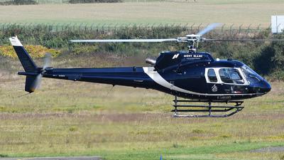 F-HBMD - Aérospatiale AS 350B2 Ecureuil - Mont Blanc Hélicoptères