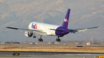 N790FD - Boeing 757-222(PCF) - FedEx