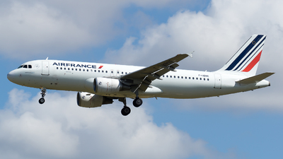 A picture of FHBNE - Airbus A320214 - Air France - © Olivier Landes