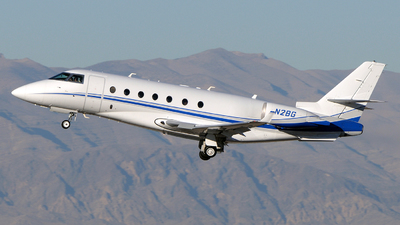 N2BG - Gulfstream G200 - Private