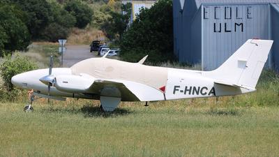F-HNCA - Beechcraft 58 Baron - Private