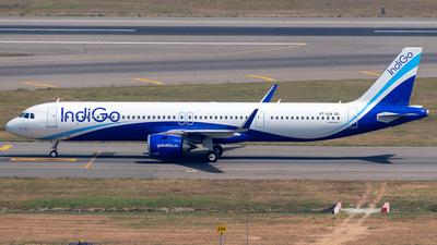 A picture of VTILN - Airbus A321251NX - IndiGo - © Sandeep Pilania
