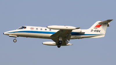 B-4184 - Bombardier Learjet 36A - China - Air Force