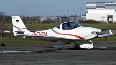 D-ENSM - Aquila A210 - Private