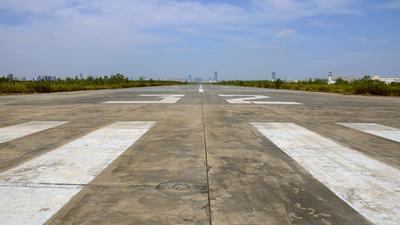 ZSOF - Airport - Runway